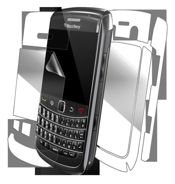 BlackBerry Bold 9780 Screen Protectors, Scratch Guards   Gadgetshieldz™  India