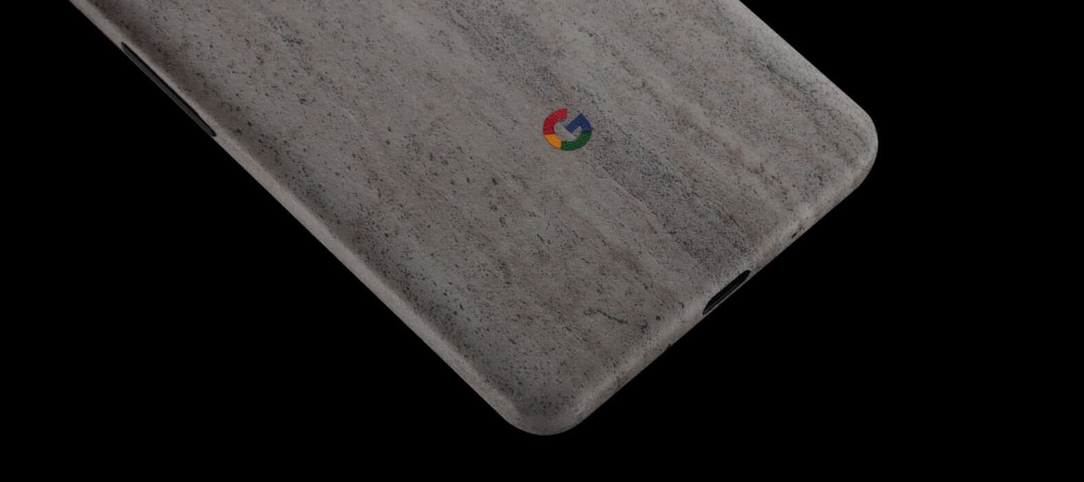 Pixel 2 XL Skins Concrete Wraps & Decals