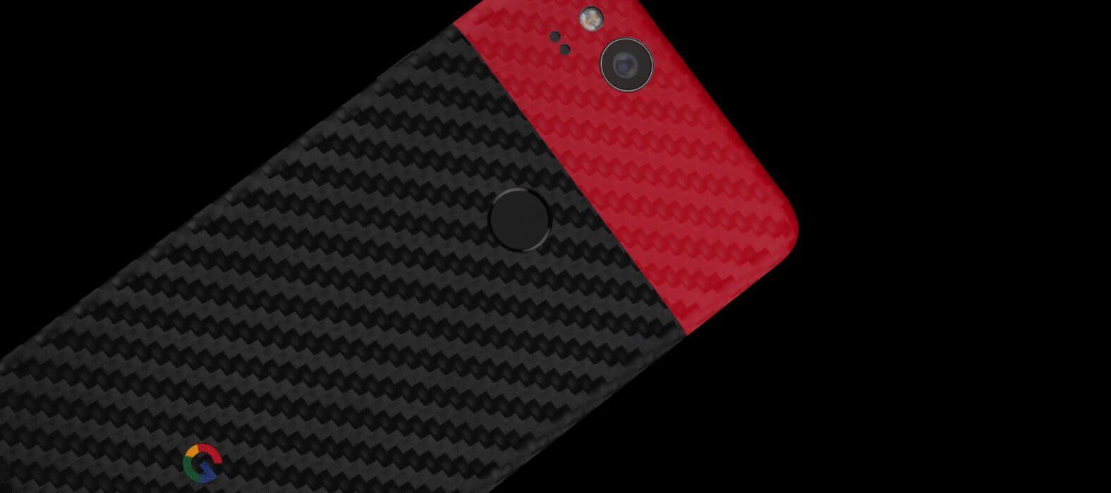 Pixel 2 Wraps, Skins, Decals, sandstone black