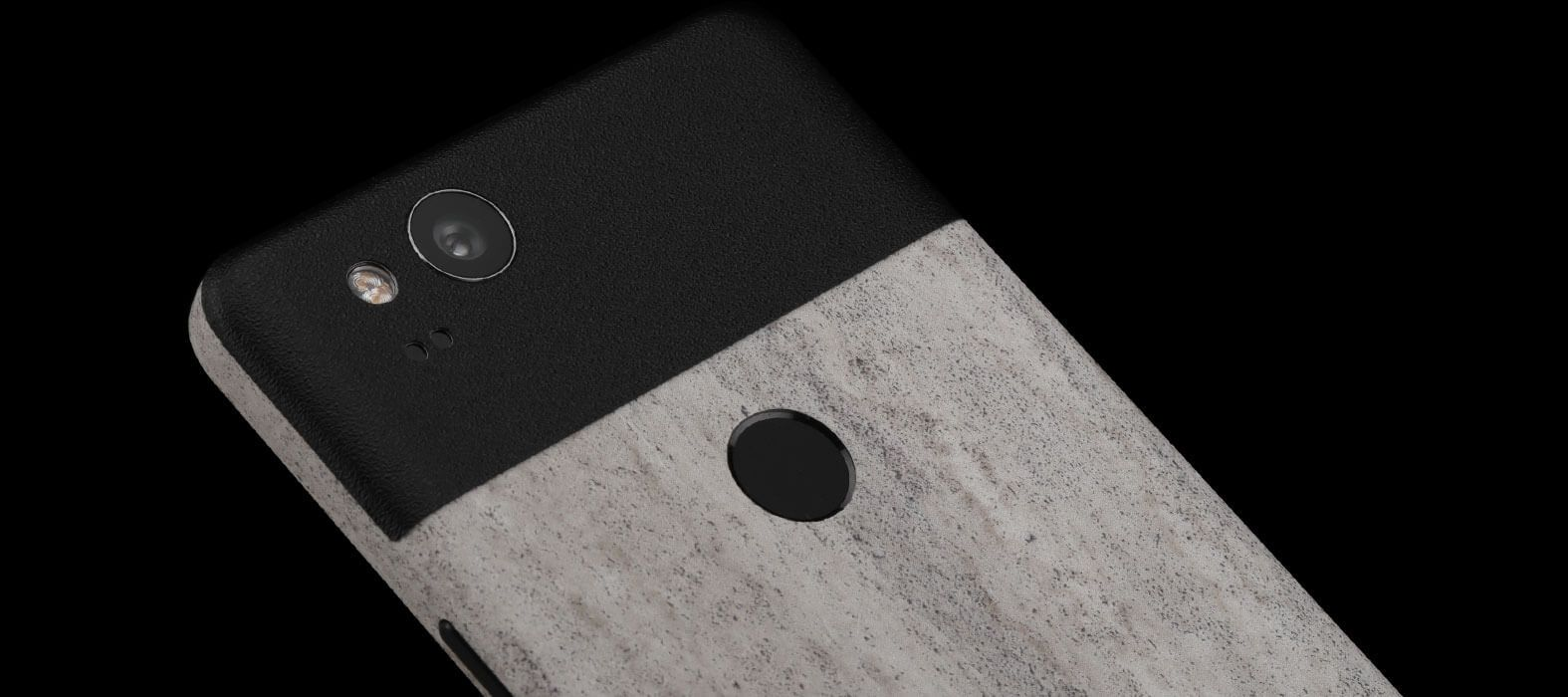 Pixel 2 Wraps, Skins, Decals, Concrete