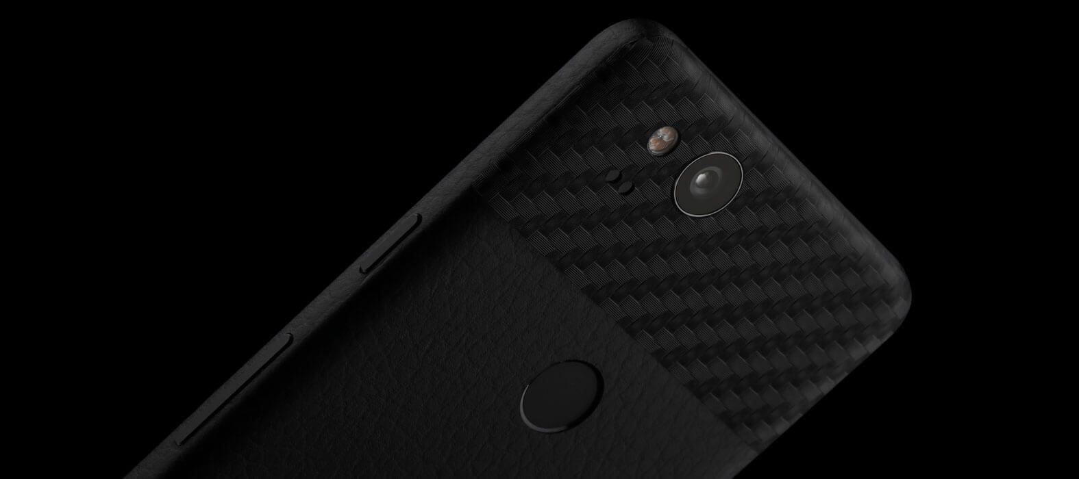 Pixel 2 Wraps, Skins, Decals - Leather