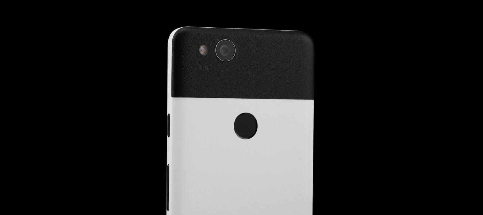 Pixel 2 Wraps, Skins, Decals - Matte White