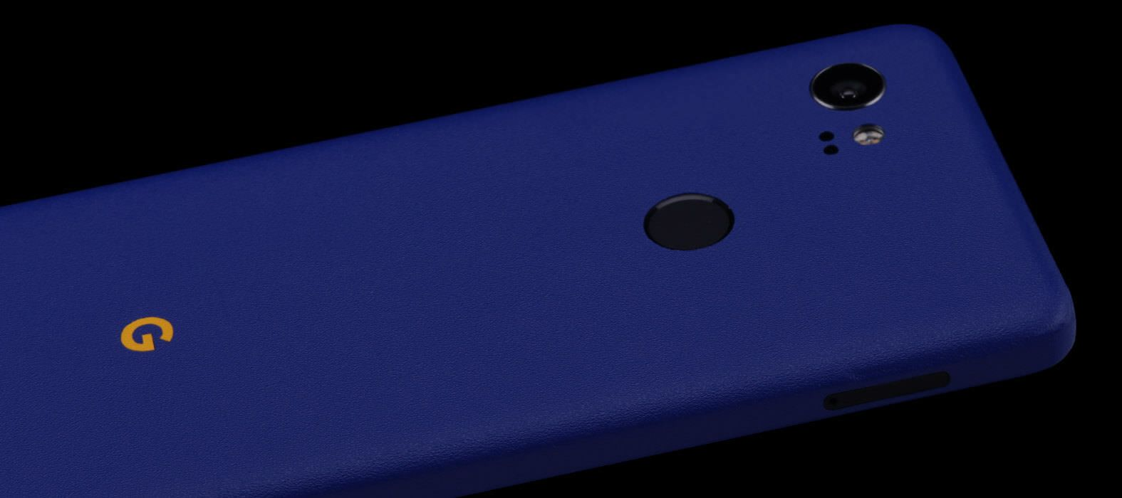 Pixel 2 XL Skins Sandstone Blue Wraps & Decals
