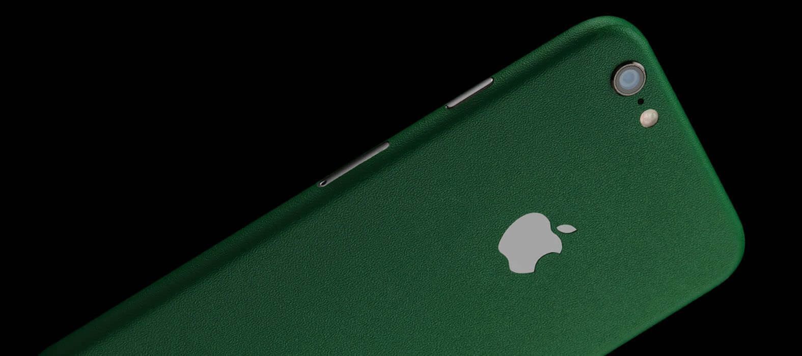 iPhone 6 Plus Skins, Wraps & decals - Sandstone Green