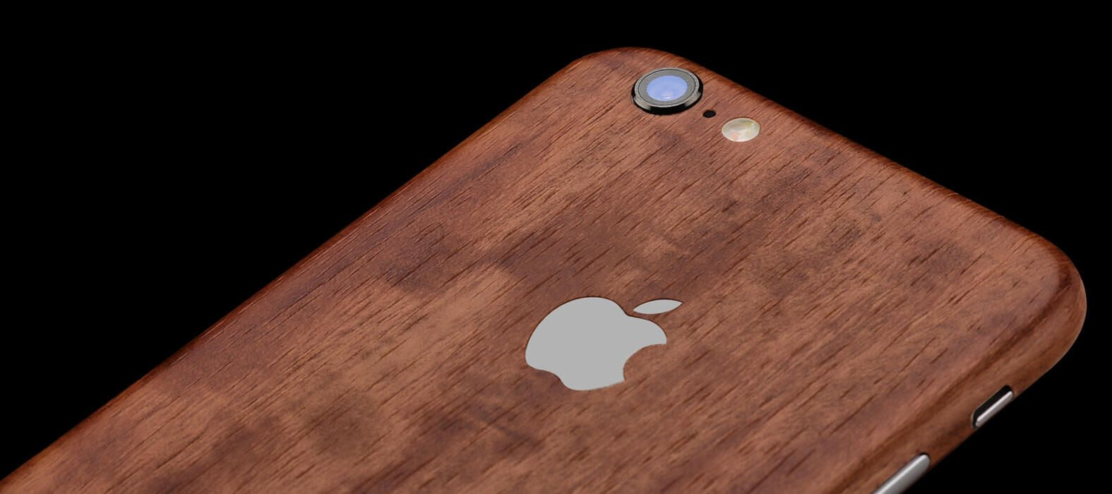 iPhone 6 Plus Skins, Wraps & decals - Teak Wood