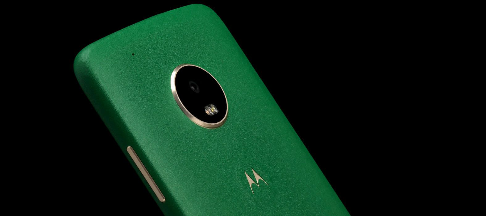 Moto G5 Plus sandstone green skins & wraps