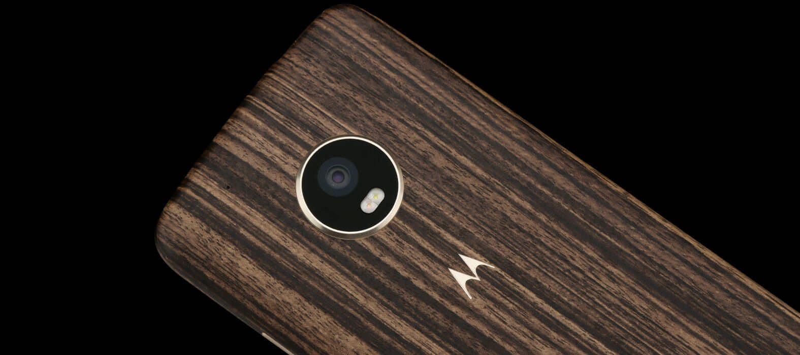 Moto G5 Plus Zebra wood skins & wraps