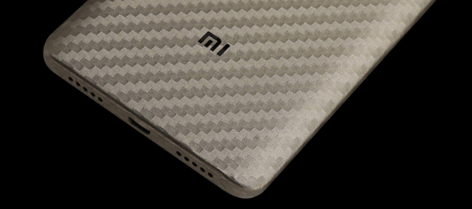 Pewter Carbon Redmi Note 4 Wraps & Skins