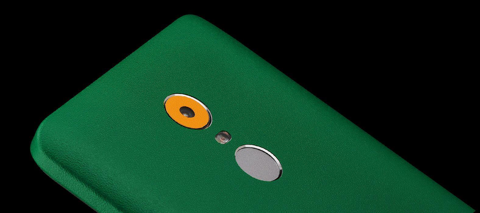 Sandstone Green Redmi Note 4 Wraps & Skins