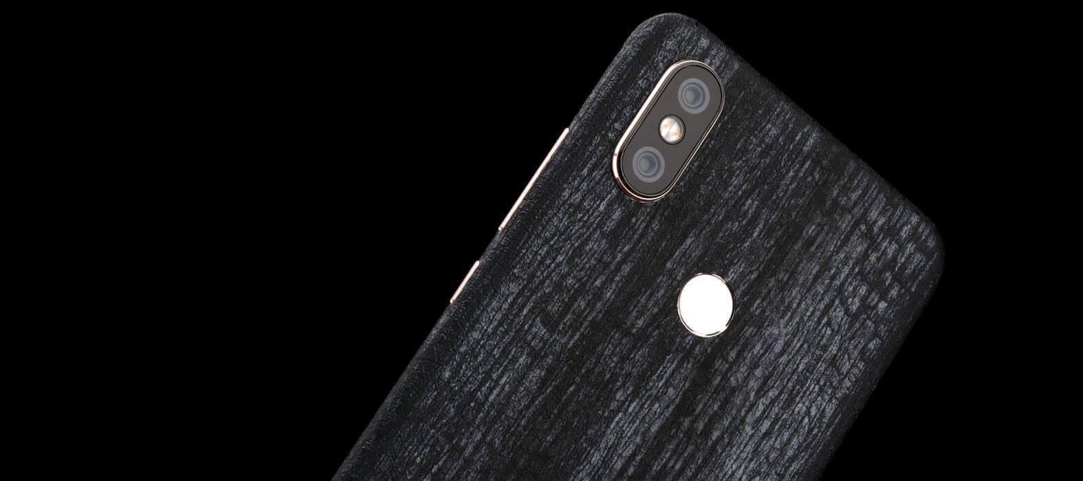Xiaomi Mi A2 Black Raptor Skin