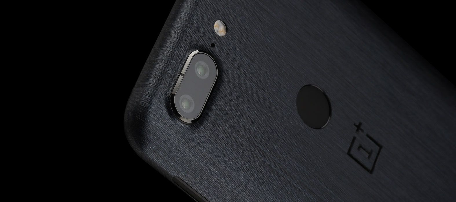 OnePlus 5T Skins, Decals, Wraps - Brushed graphite