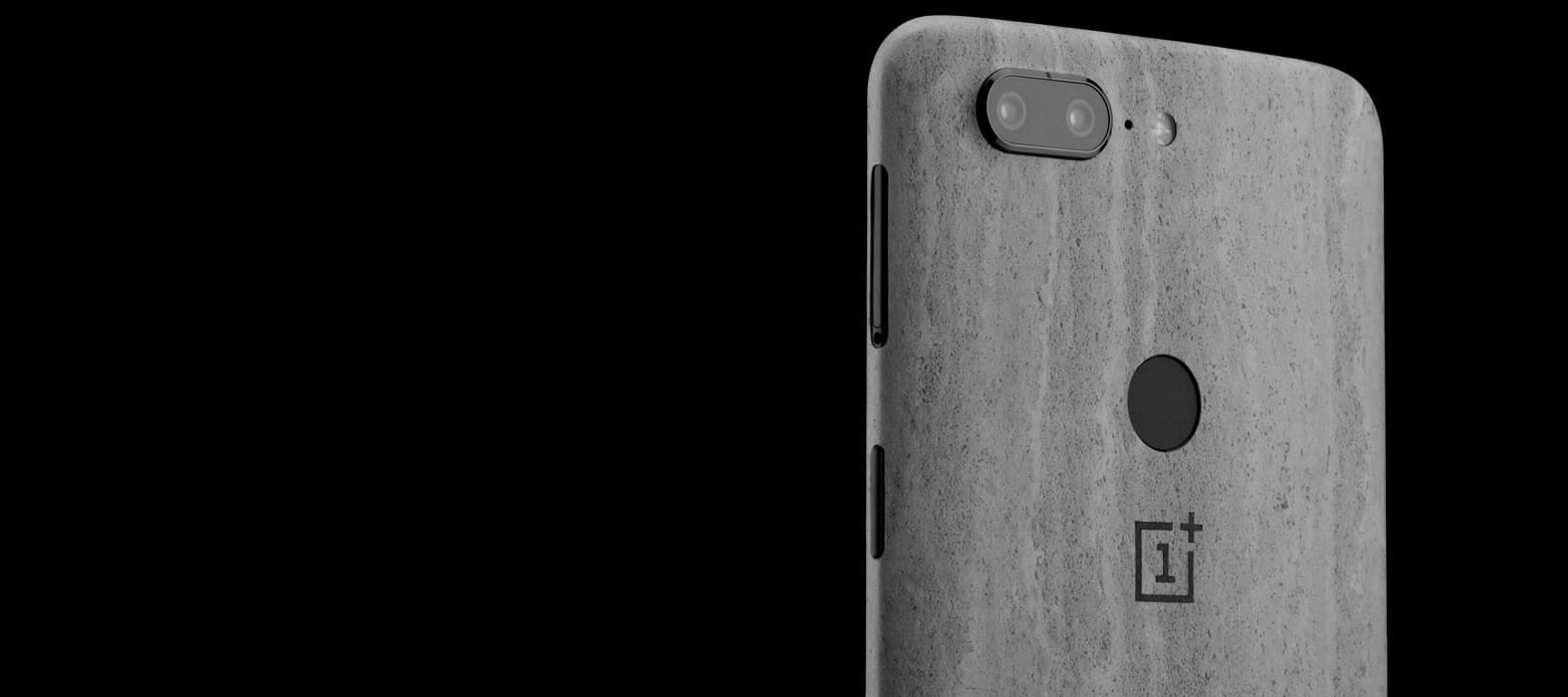 OnePlus 5T Skins, Decals, Wraps - Concrete