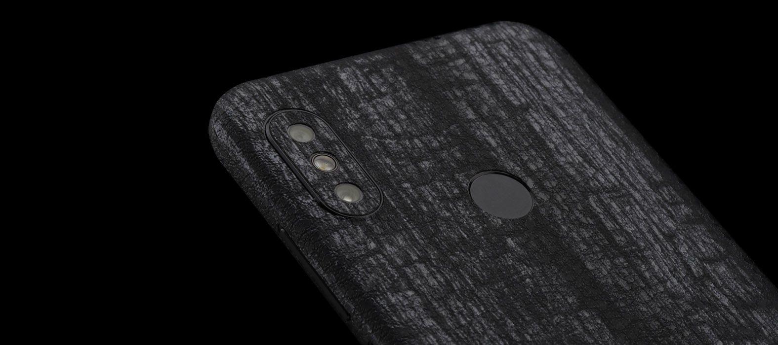 Xiaomi Redmi 6 Pro Black Raptor Skins