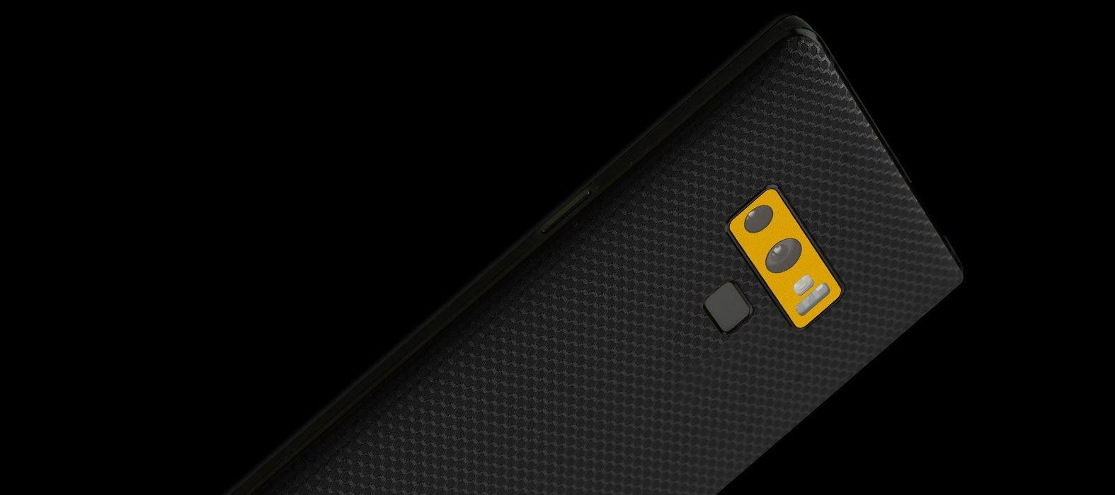 Galaxy Note 9 Black Matrix Skins