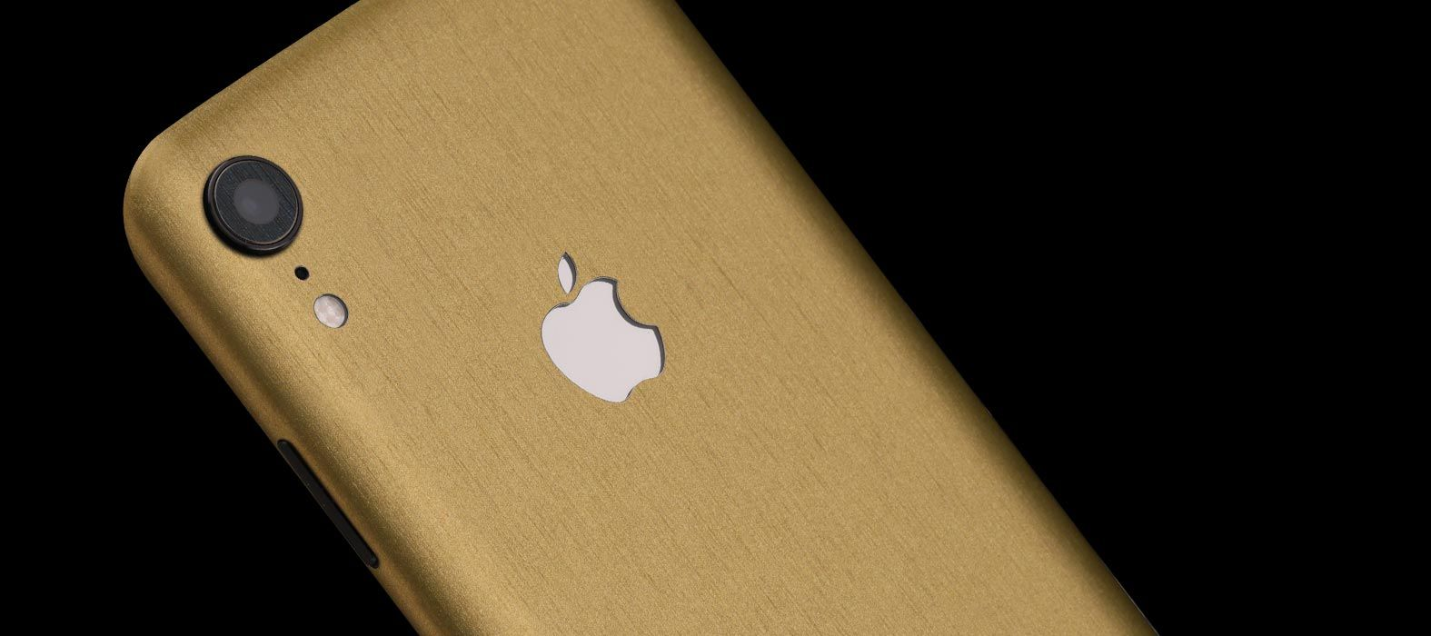 iPhone-XR_Brushed-Gold_Skins