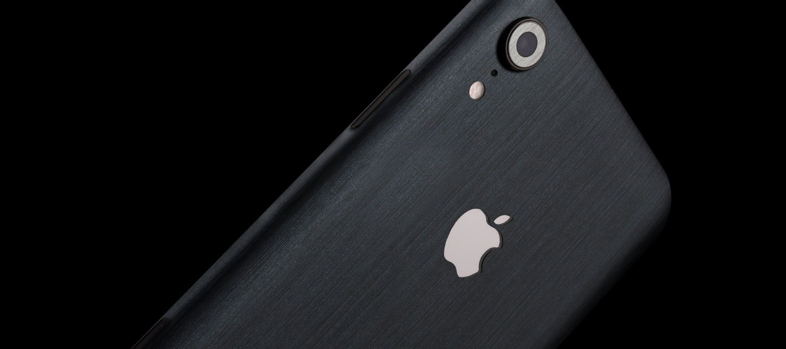 iPhone-XR_Brushed-Graphite_Skins