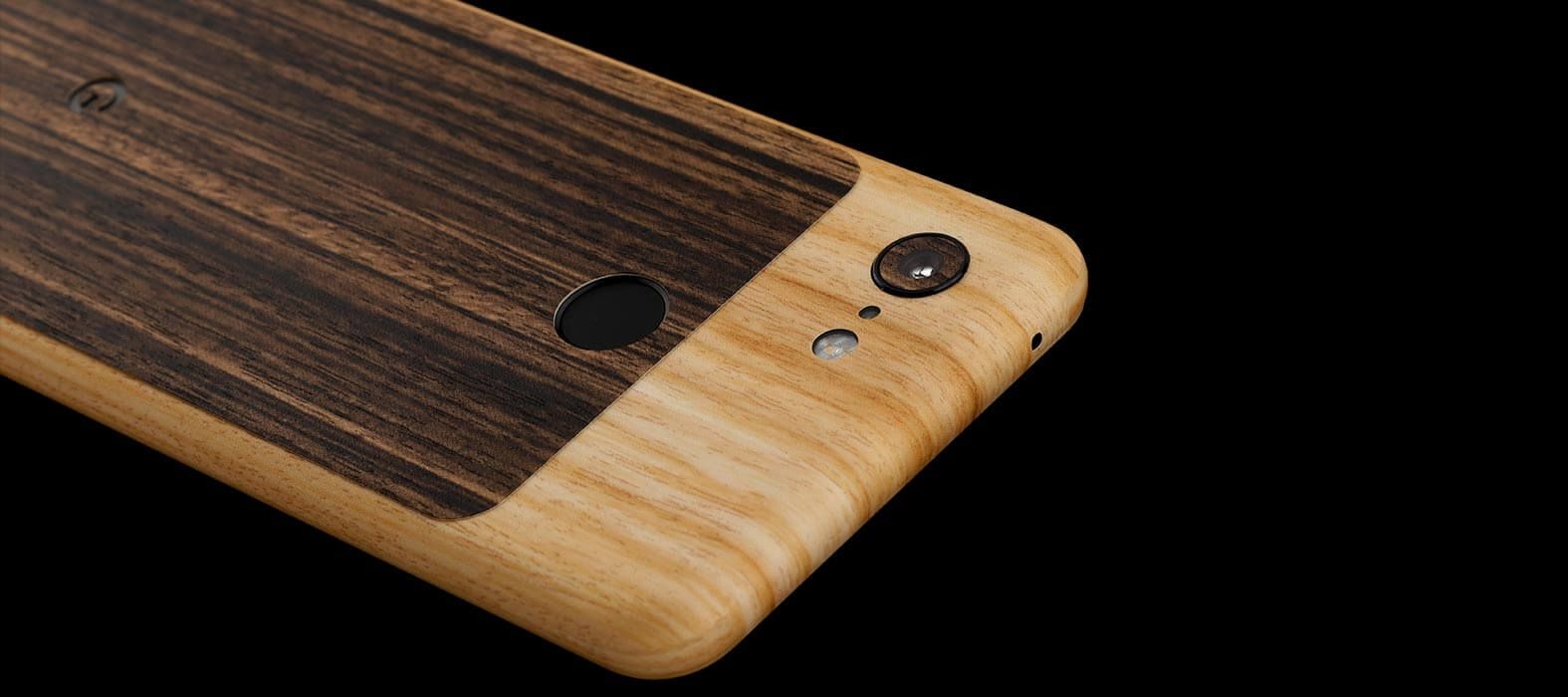Pixel-3-XL_Bamboo-With-Zebra_Skins