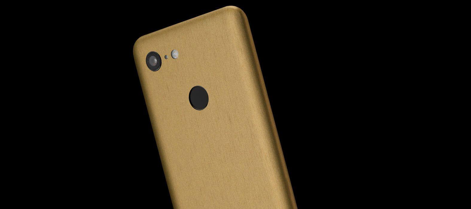 Pixel-3-XL_Brushed-Gold_Skins
