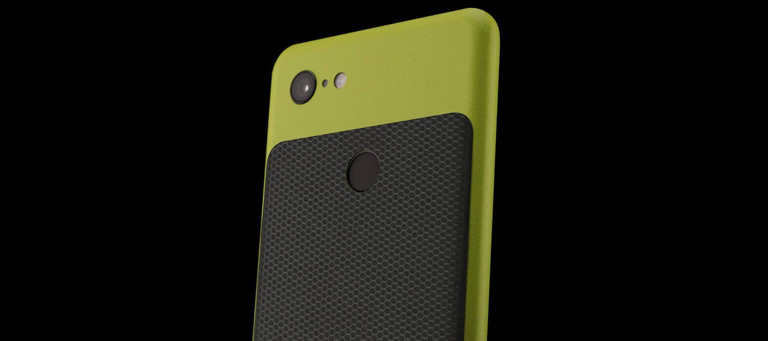 Pixel-3-XL_Neon-With-Matrix_Skins