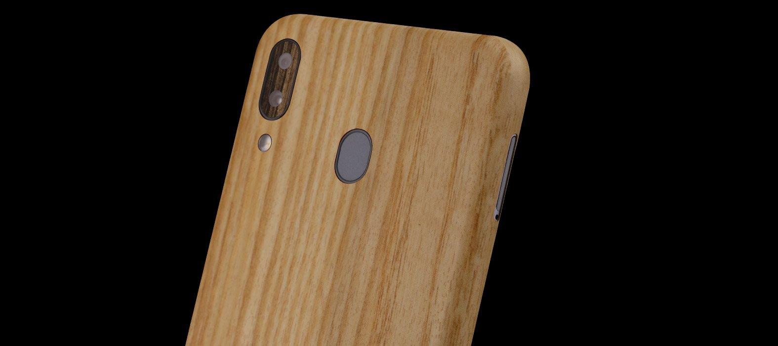 galaxy-m20_Bamboo-Wood_Skins