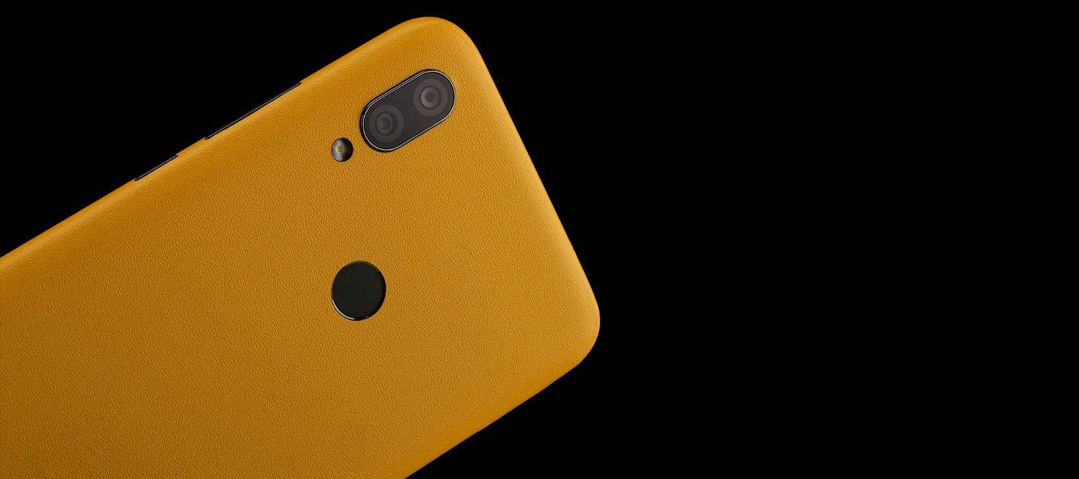 redmi-7_Yellow-Sandstone_Skins