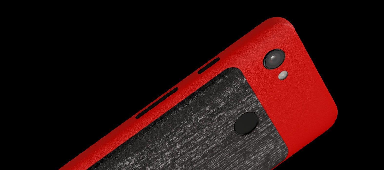Pixel-3A_Red Sandstone_with_Raptor_Skins