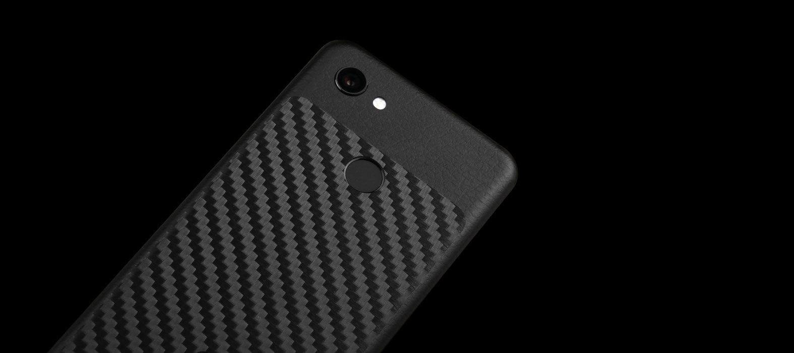 Pixel-3aXL-Carbon-fiber-skins