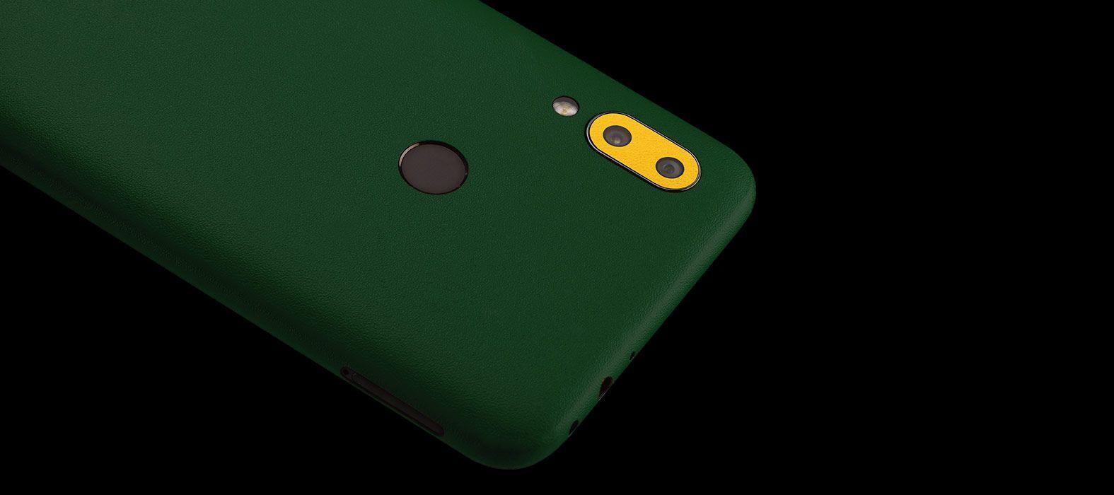 Redmi 7 Green sandstone Skins