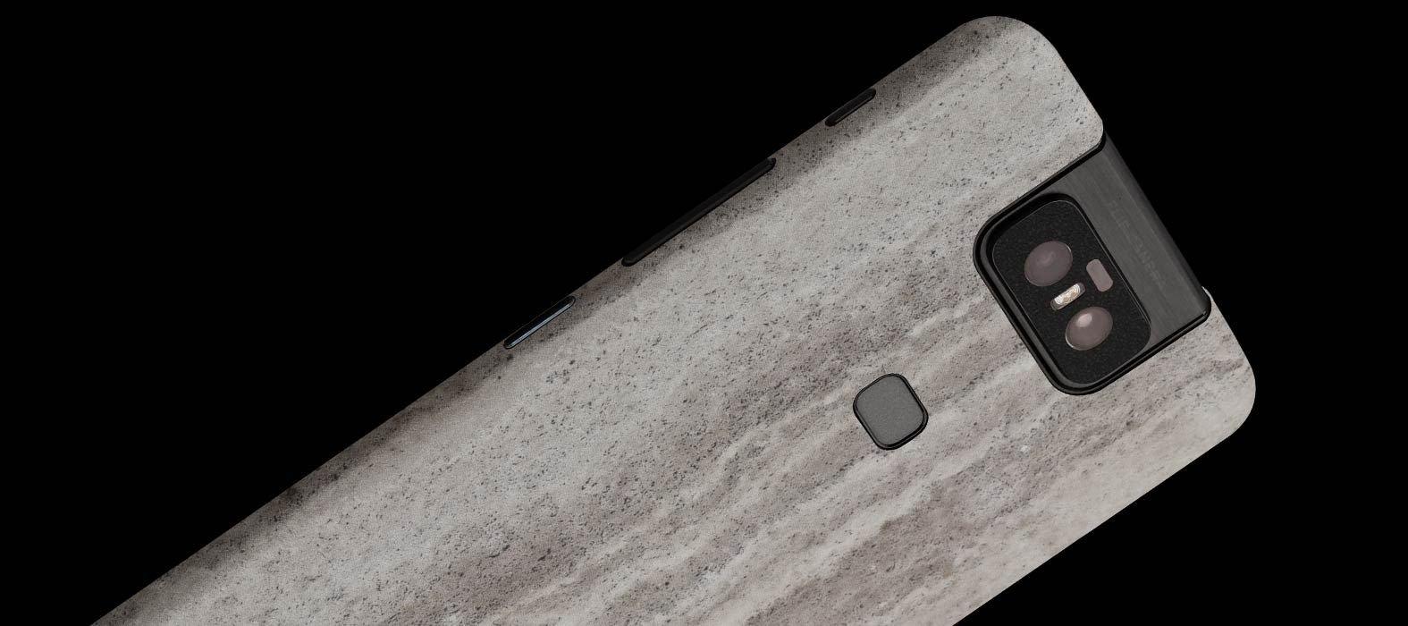 Asus Zenfone 6Z Concrete Skins