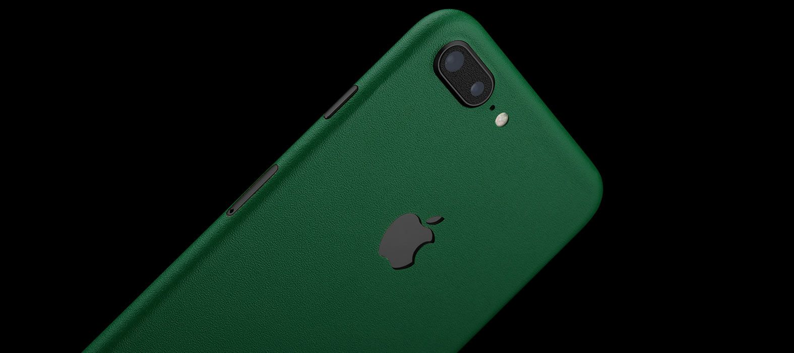 iPhone 8 Plus Sandstone Green Skins