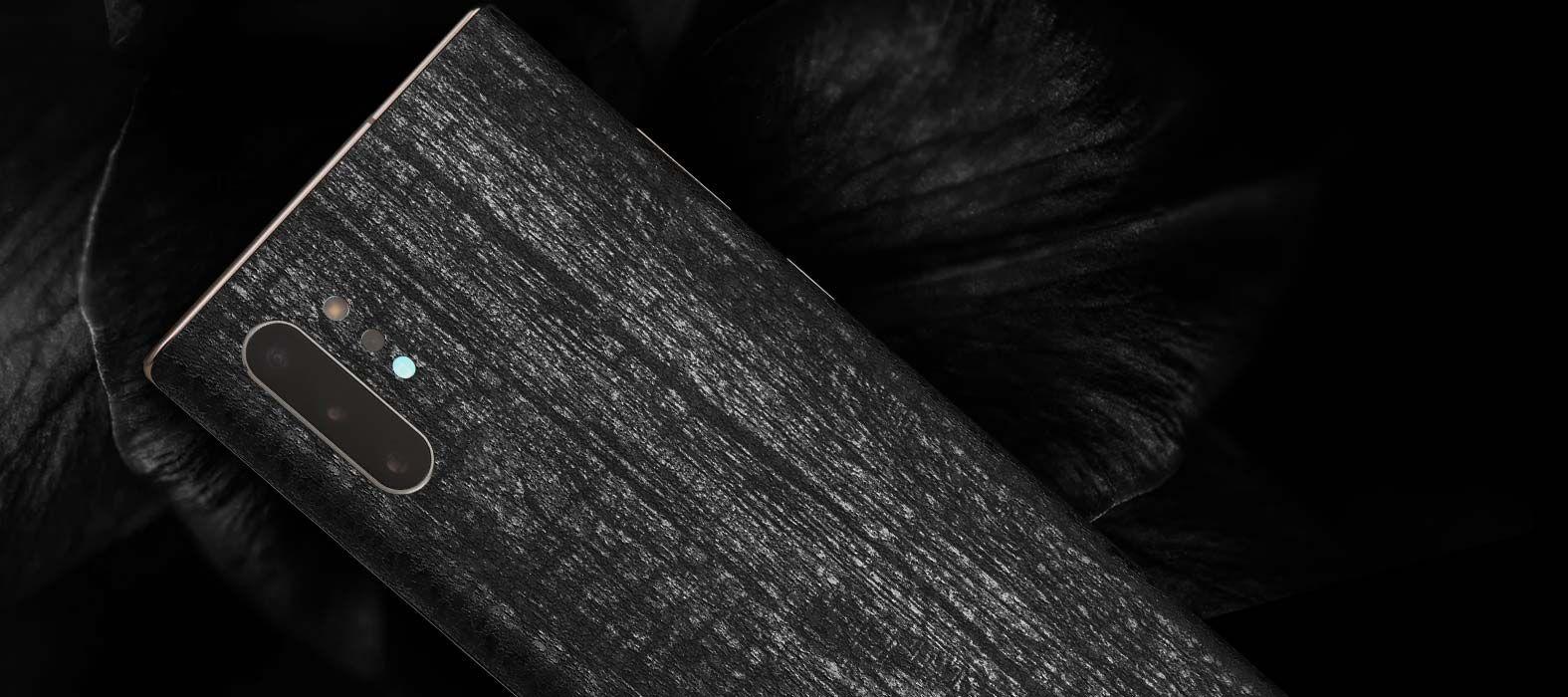 Galaxy Note 10 Plus Black Raptor Skins