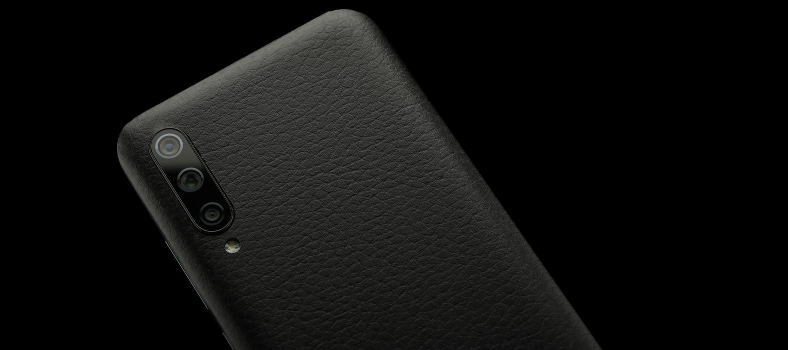 Mi-A3-Black-Leather-Skins