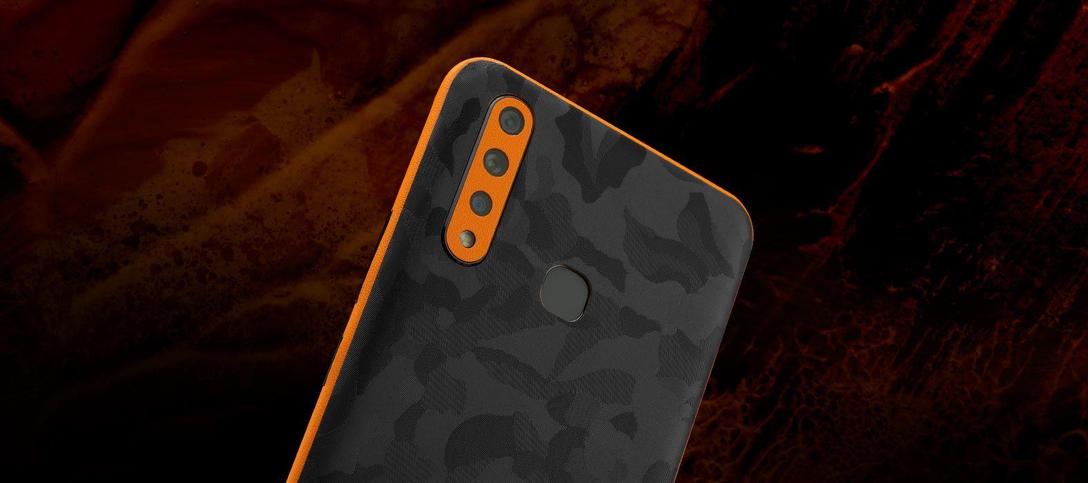 Vivo Z1 Pro Firefly Skins