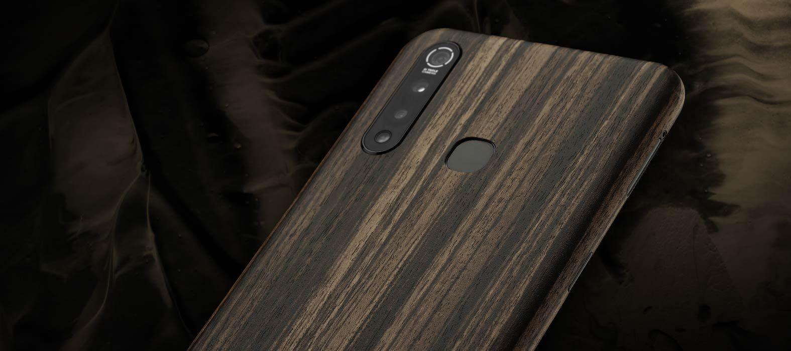 Vivo Z1 Pro Zebra wood