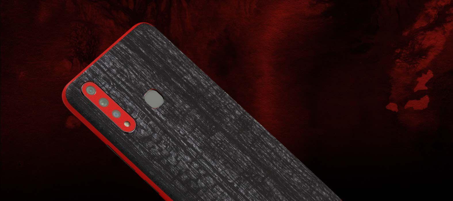 Vivo Z1 Pro Firebug Skins