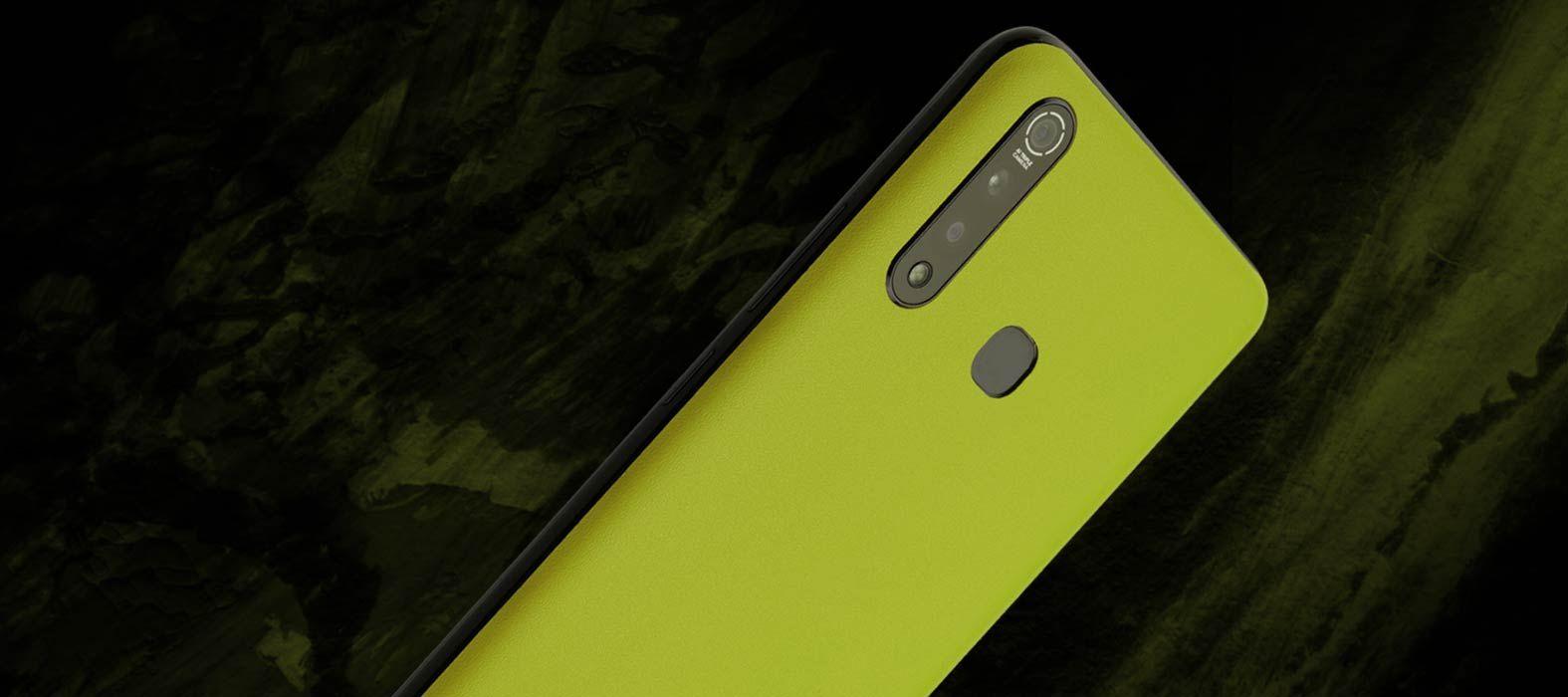 Vivo Z1 Pro Sandstone neon