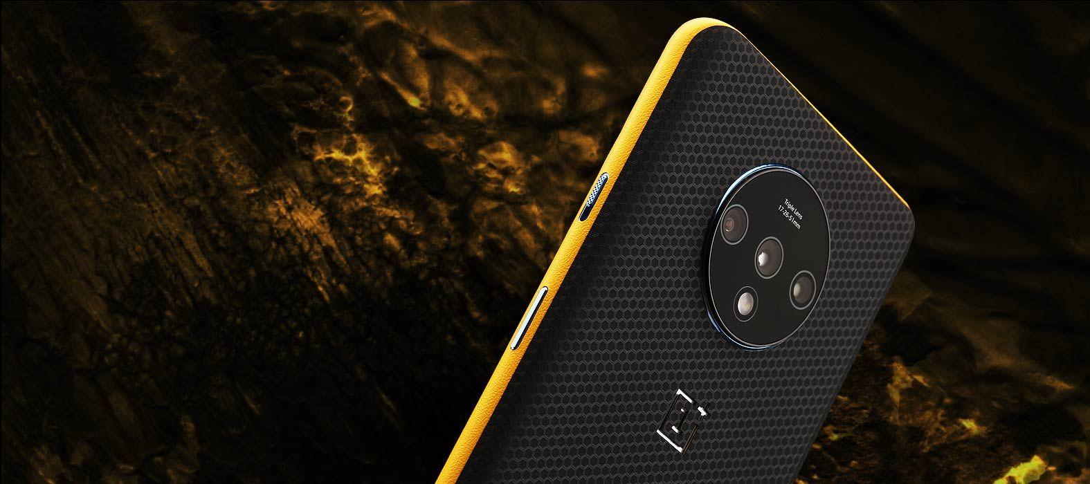OnePlus 7T Bumblebee Skins