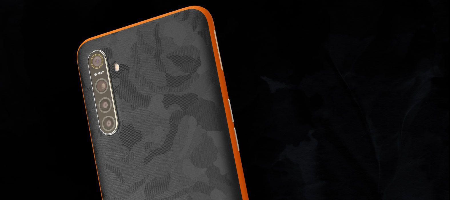 Realme XT Firefly Skins