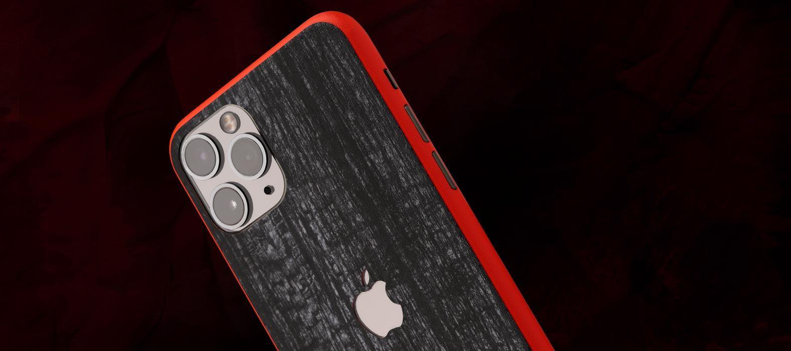 iPhone 11 Pro Firebug Skins