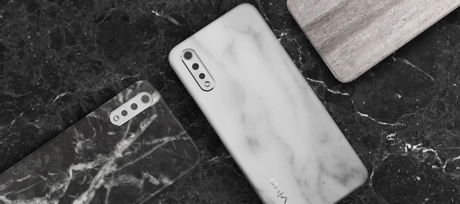 vivo S1 Stone Skins