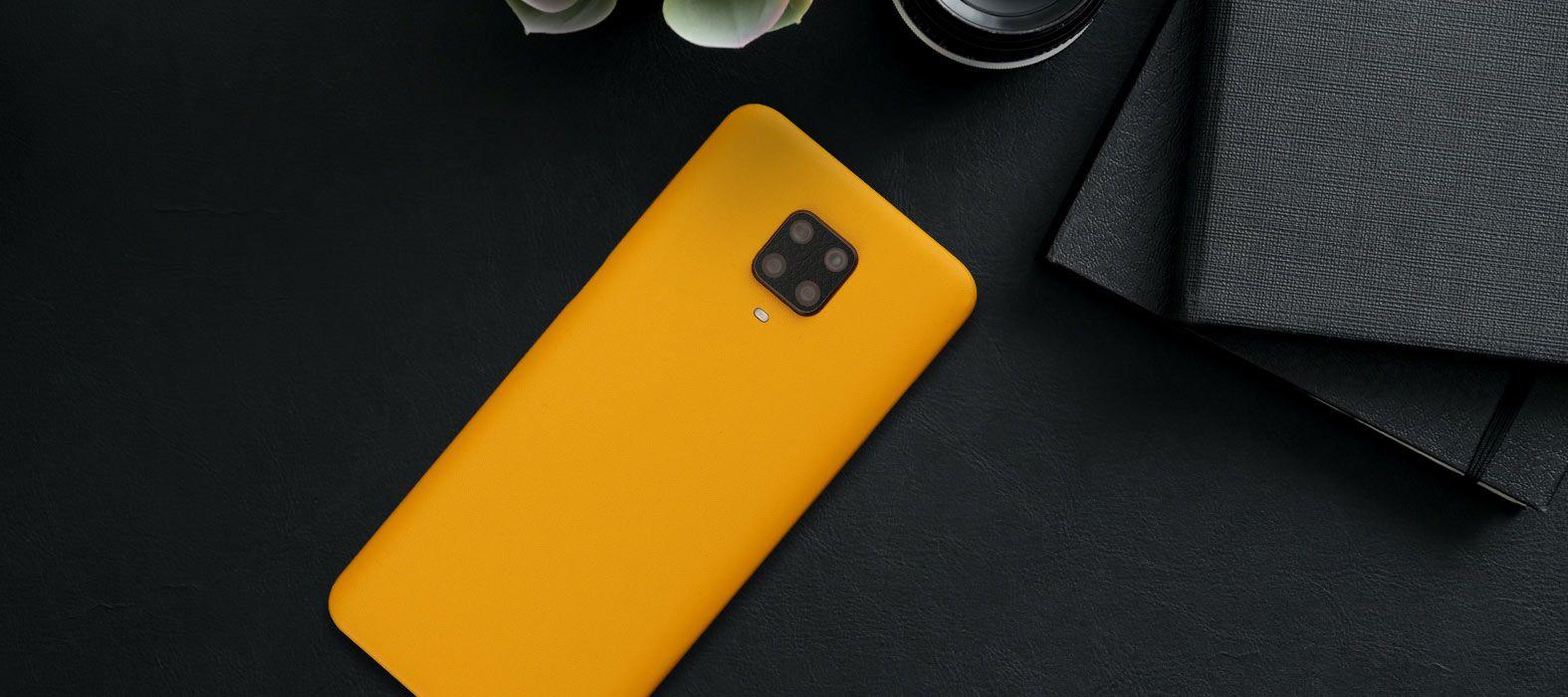 Poco M2 Pro Skins Wraps Covers Gadgetshieldz