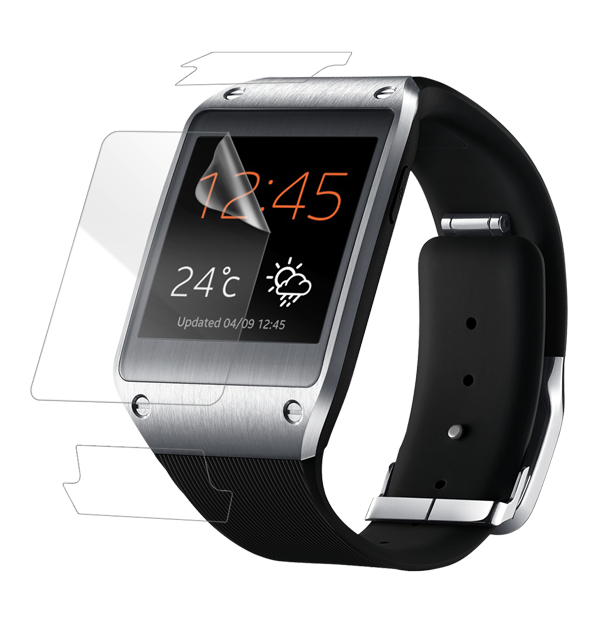 Samsung Galaxy Gear Screen Protector (Pack of 2)