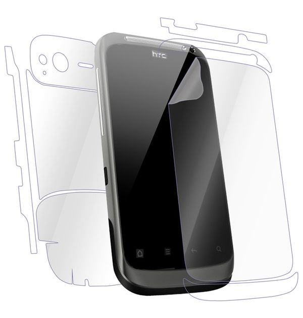 HTC Desire S Screen Protector / Skins