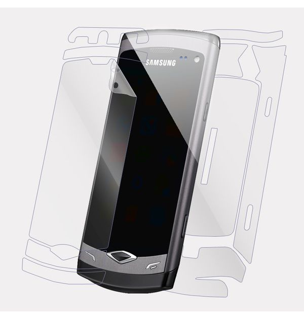 Samsung Wave S8500 Screen Protector / Skins