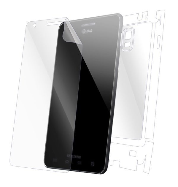 Samsung Infuse 4G Screen Protector / Skins