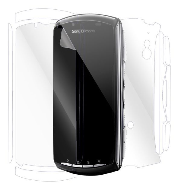 Sony Ericsson Xperia PLAY Screen Protector / Skins