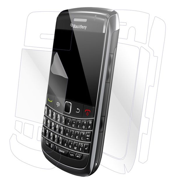 BlackBerry Bold 2 9700 Screen Protector / Skins