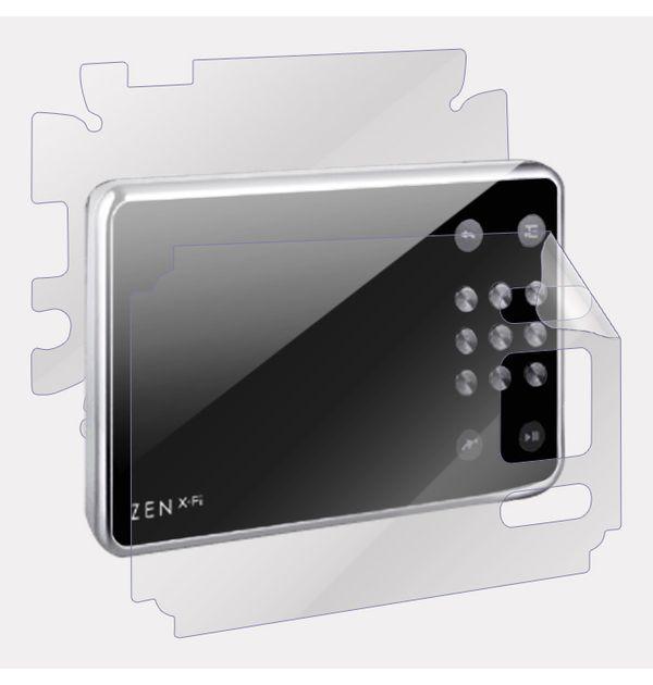 Creative Zen X-Fi Screen Protector / Skins