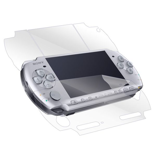 Sony PSP 3000 Screen Protector / Skins