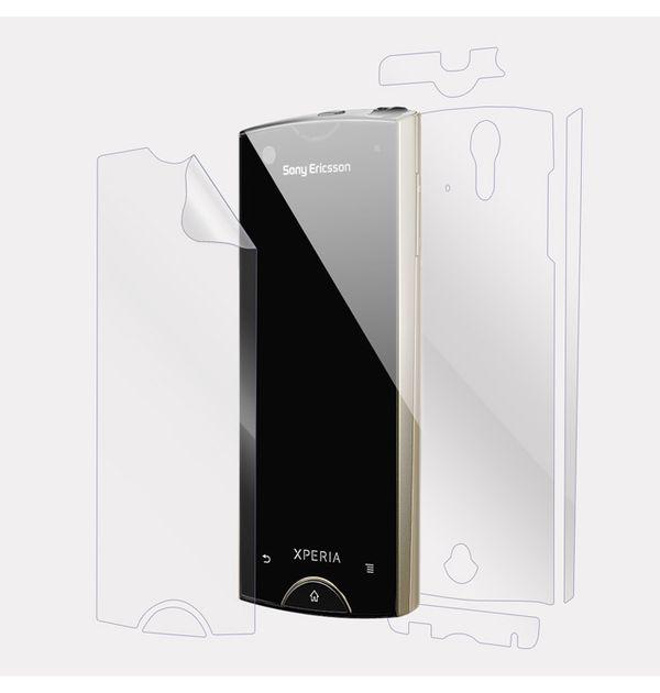 Sony Ericsson Xperia Ray Screen Protector / Skins